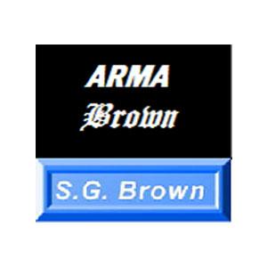 ARMA BROWN / S.G. BROWN